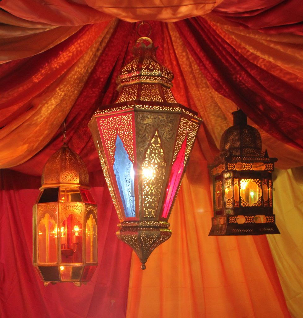 Improve your home decor with Moroccan lamps | Ideas 4 Homes