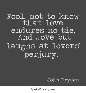 Fool Quotes About Love