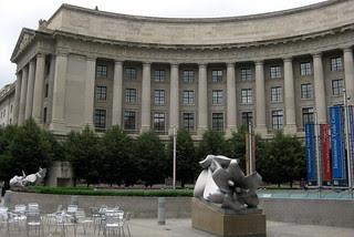 Washington DC - Federal Triangle: Federal Tria...