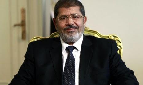 Mursi Ogah Sebut Israel Sebagai Negara