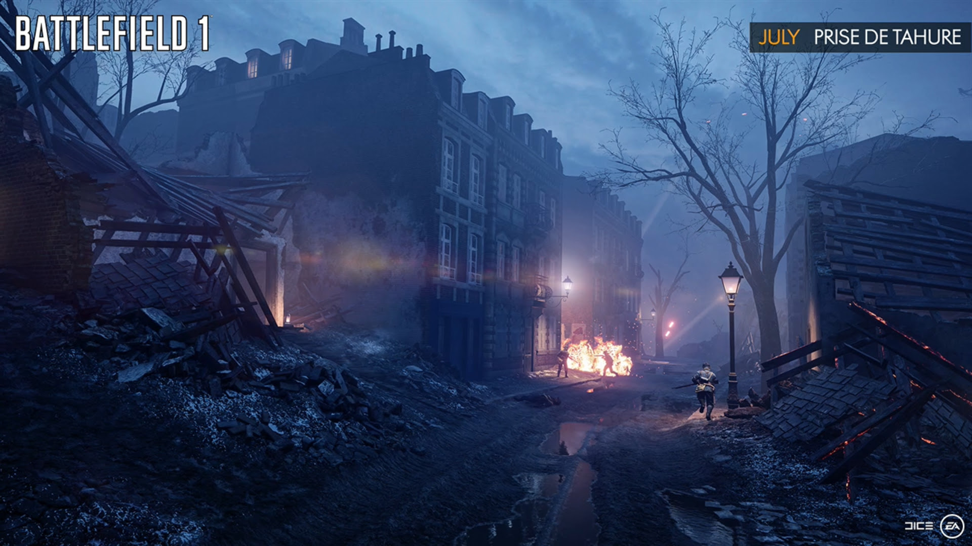 Battlefield 1 is getting nighttime maps, Russian DLC, and a new competitive mode screenshot