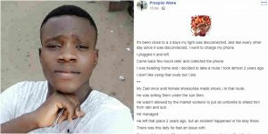 Man Narrates How Lady Who Humiliated His Dad Years Back Suffered Ill-luck