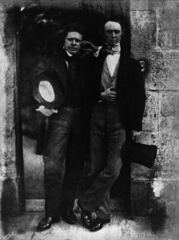 NPG P6(100); David Octavius Hill; William Borthwick Johnstone