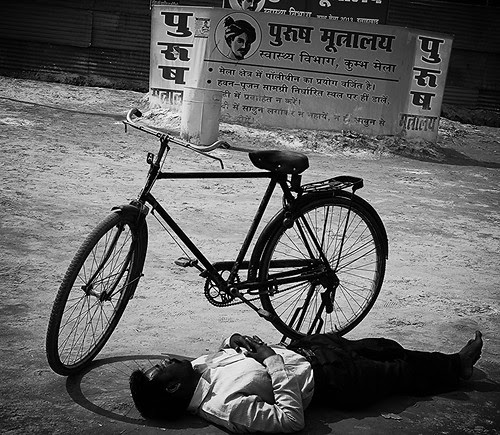 The Cosmic Cycle of Life ....destroyed by children and wife by firoze shakir photographerno1