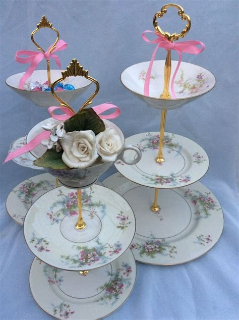 Wedding Cake Stand 3 Tier Tiered Serving Tray Apple