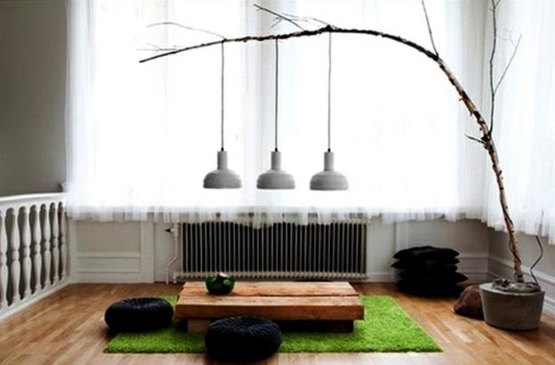 25 Dekorasi Ruang Keluarga Tanpa Sofa Lesehan 5 Desain Rumah Minimalis