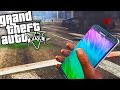 Samsung Galaxy Note 7 As a Weapon On GTA 5