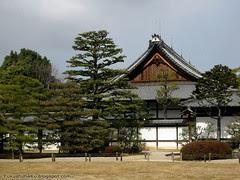 Tempio Nijo Kyoto
