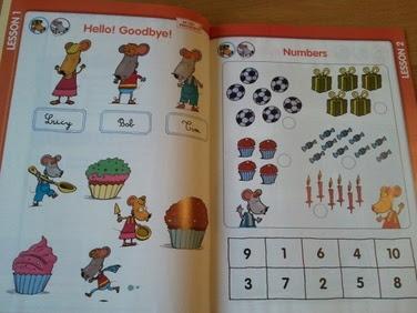 I love english school GS/CP-CE1 Bayard Jeunesse