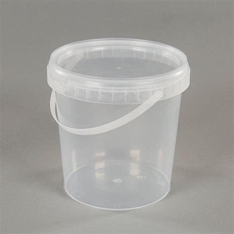 litre transparent food pots ho catering suppliers