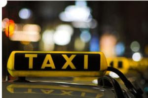 USA - taxi