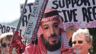 Protestes pel cas Khashoggi