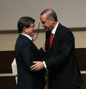 Yeni Başbakan Recep Tayyip Erdoğan