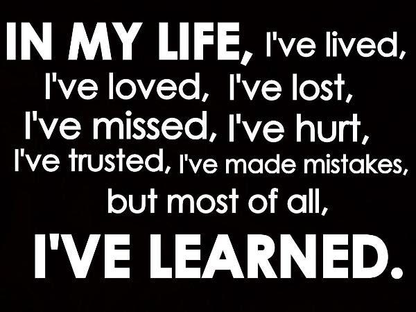 Life Lesson Quotes Photo 8915 Hdwpro