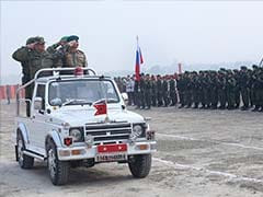 Indo-Russian Joint Training Begins in Bikaner