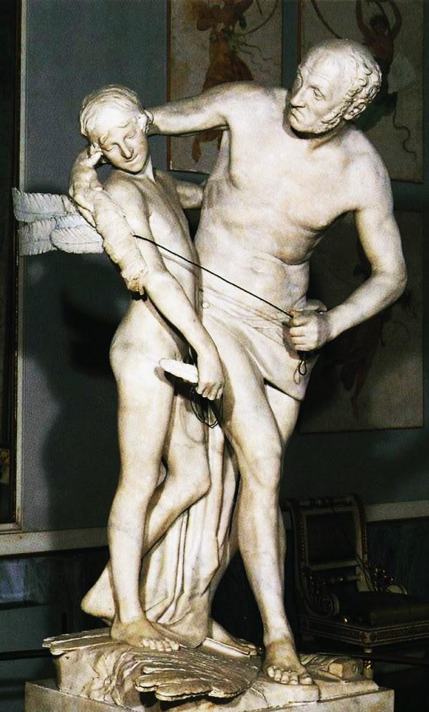 Antonio Canova, Daedalus und Icarus