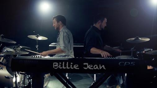 Billie Jean - Drum Cover