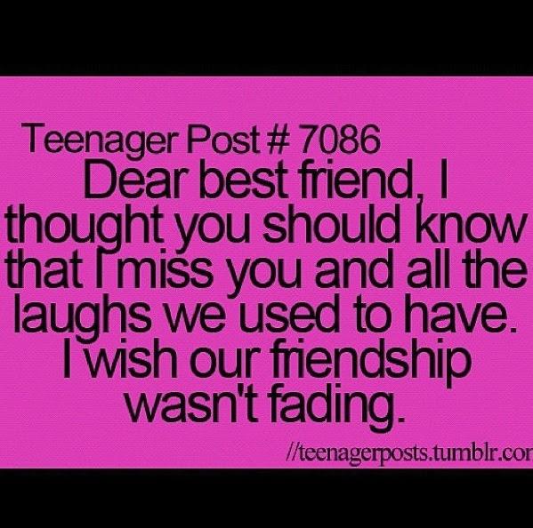 Sad Quotes Best Friend. QuotesGram