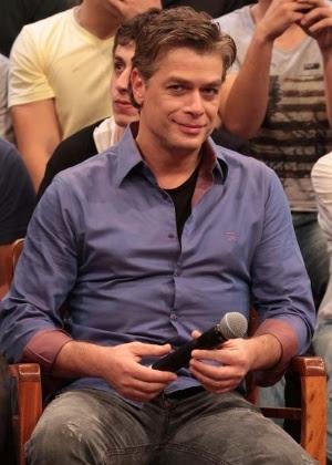 """O ator Fabio Assunção, que participará da novela """"Poderosa"""", na faixa das 19h"""