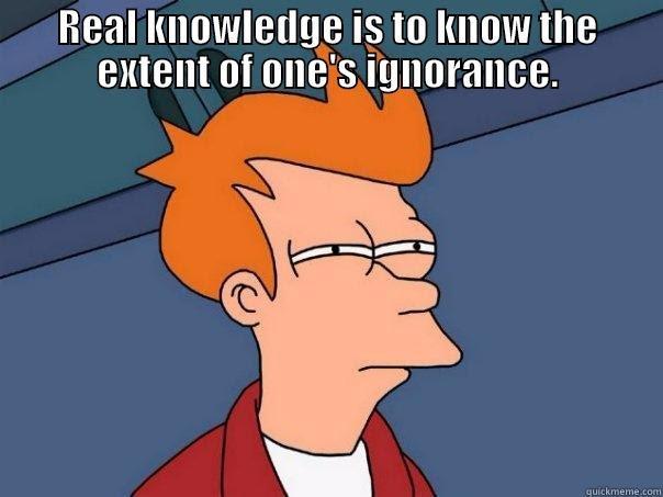 Dunning Kruger Effect Quickmeme