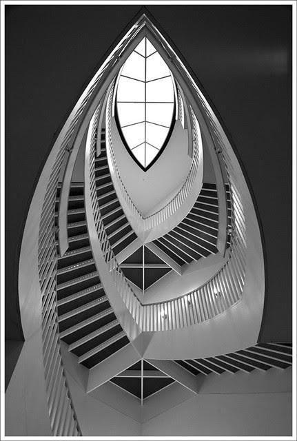 MCA Stairwell