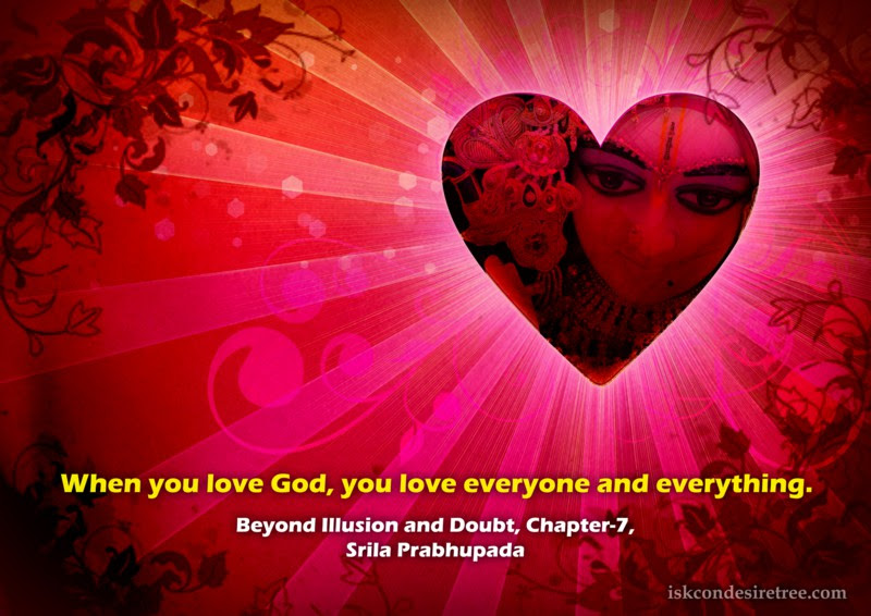 Love Spiritual Quotes By Iskcon Desire Tree Part 2