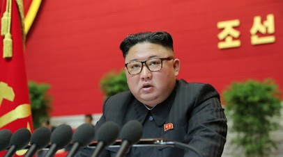 Ким Чен Ын назвал США «главным врагом» КНДР
