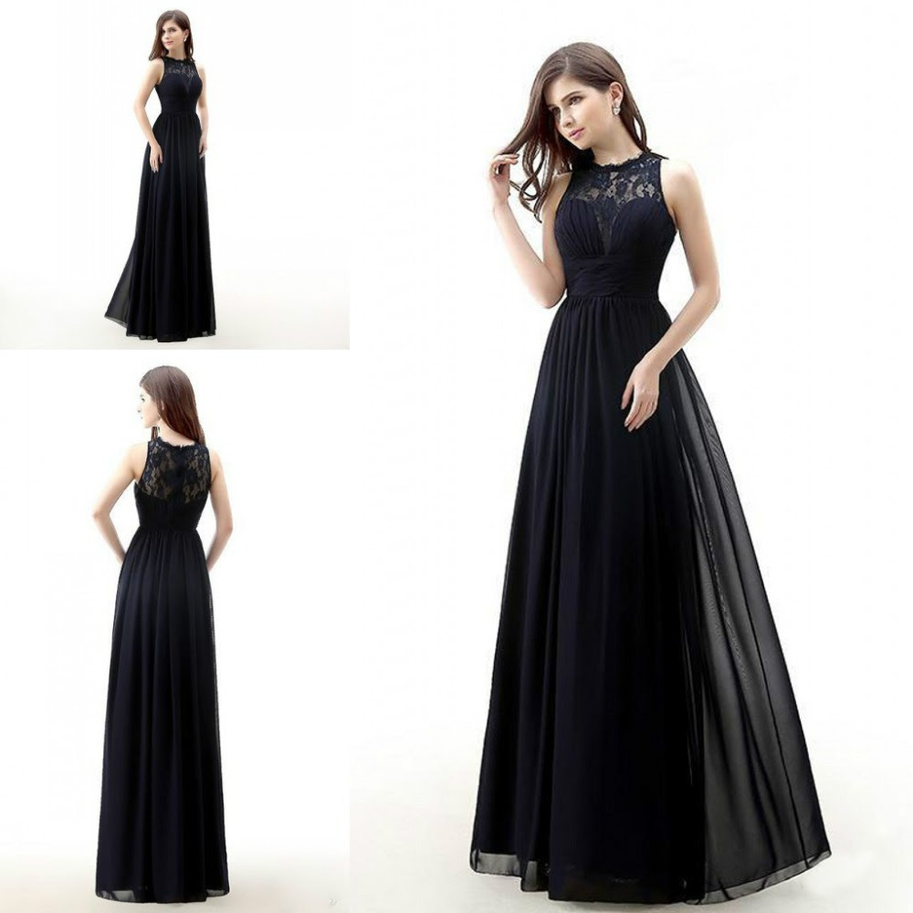 dark navy blue bridesmaids dresses 2015 cheap long chiffon