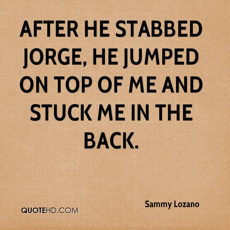 Sammy Lozano Quotes Quotehd