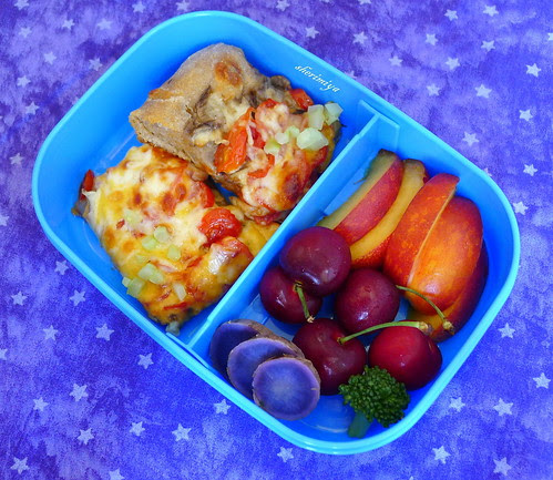 Pizza Bento by sherimiya ♥