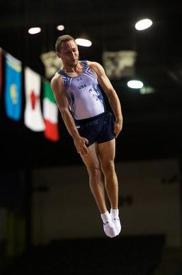 USA Gymnastics: Nov. 8 - Finals &emdash; Austin White (USA)