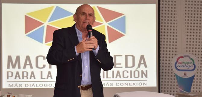 Empresarios le apostarán al progreso en  Macrorrueda de la Reconciliación
