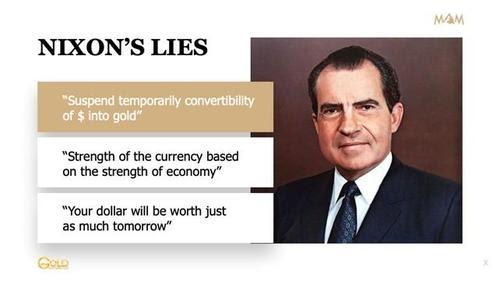 La caída final del dólar