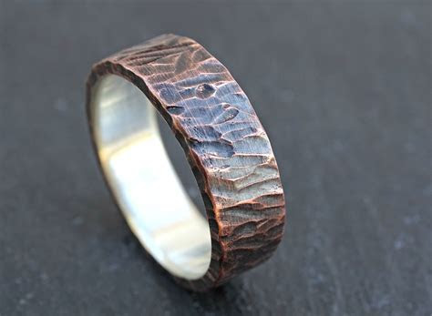 Buy a Custom Made Viking Wedding Band, Mens Promise Ring