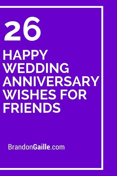 Best 25  Anniversary wishes for friends ideas on Pinterest