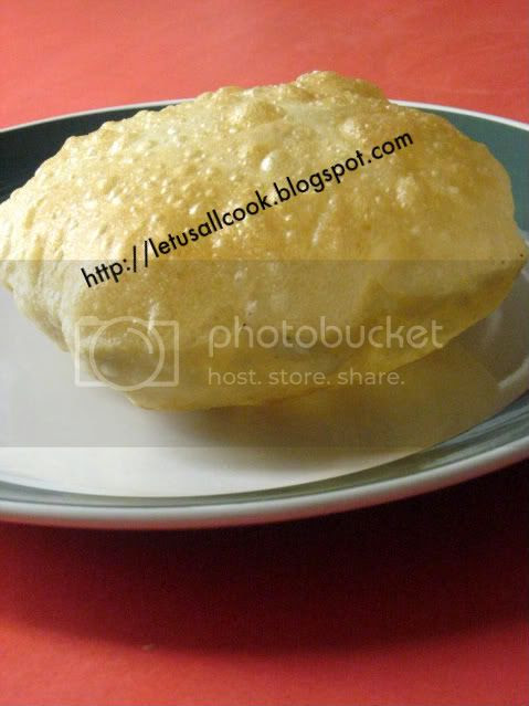 Puffed Poori - How to