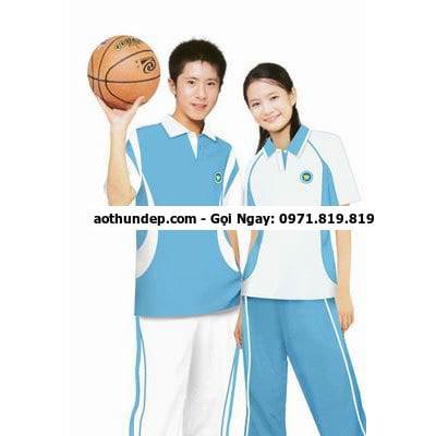 đồng phục thể thao đẹp