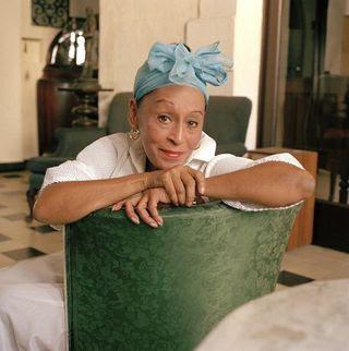 Omara green chair
