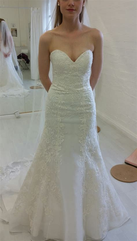 Alterations have made wedding dress too small ? Mori Lee