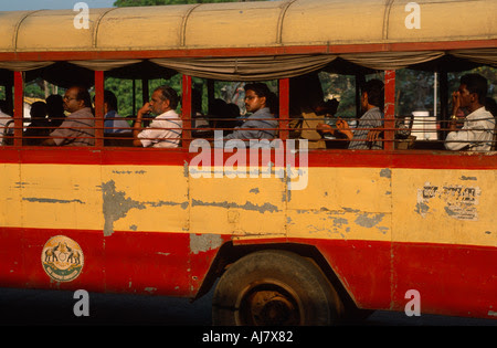Image result for OPEN SIDED BUS