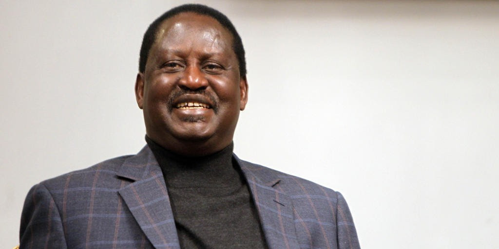 Image result for pictures of Odinga