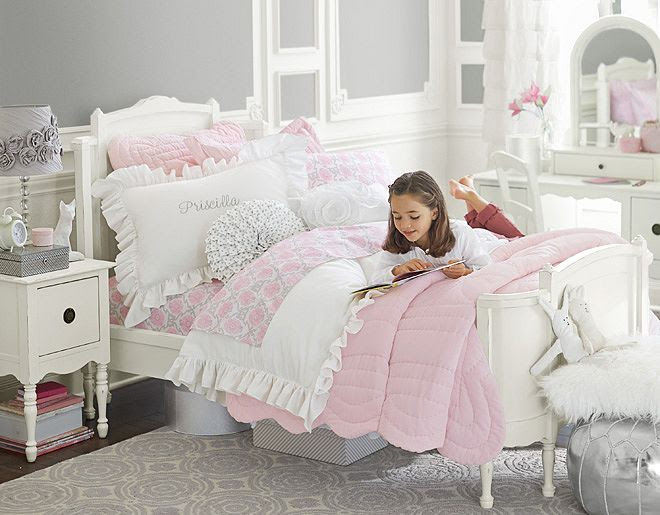 Ruffle Collection | Pottery Barn Kids