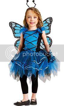 Butterlfy Ballerina costume