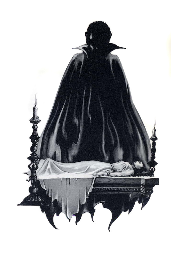 Philippe Druillet - Bram Stoker's Dracula, 1968 - 8