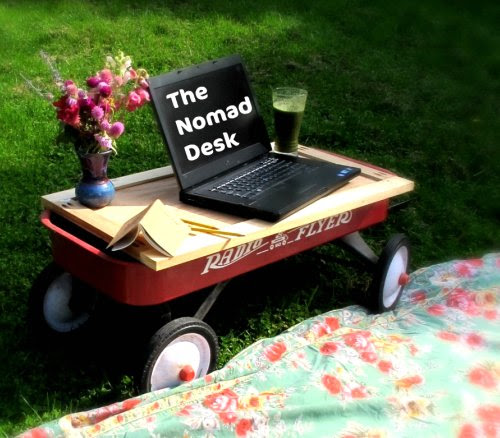 the nomad desk