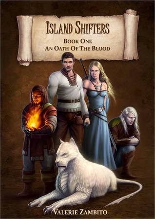 Island Shifters - An Oath of the Blood (Book 1)
