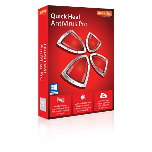 Deals on Quick Heal Antivirus Pro Latest Version