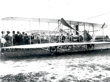 The Wright Military Flyer.