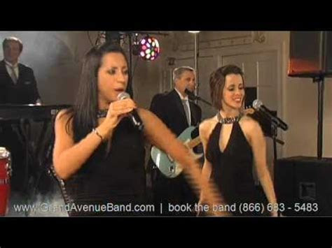 Proud Mary by Grand Avenue Band   Cleveland Wedding Band