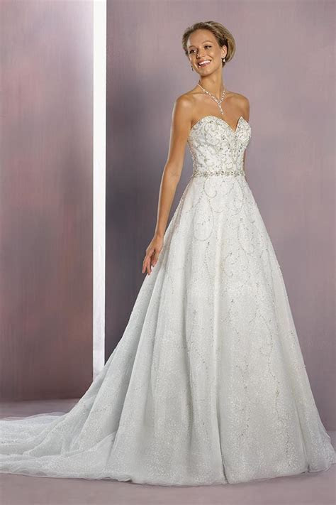 Cinderella Wedding Dress from Alfred Angelo Disney Fairy
